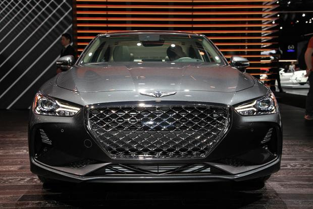 2019 Genesis G70: New York Auto Show featured image large thumb1
