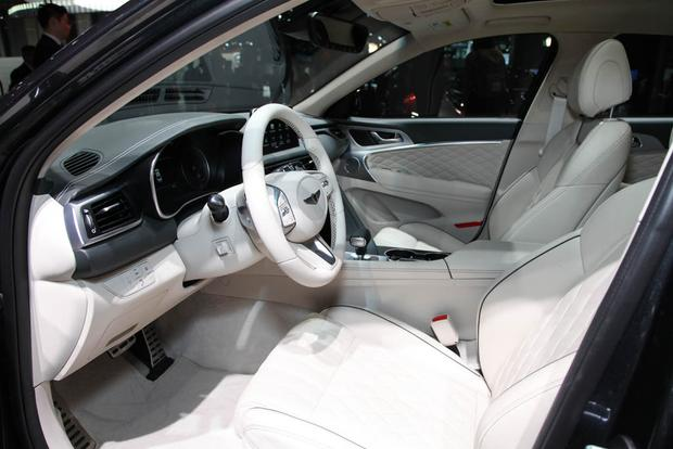 2019 Genesis G70: New York Auto Show featured image large thumb4