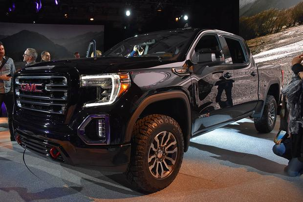 2019 GMC Sierra AT4: New York Auto Show featured image large thumb0