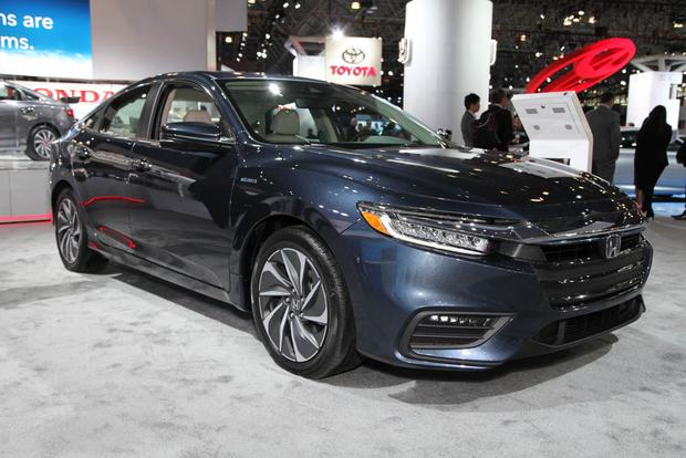2019 Honda Insight: New York Auto Show featured image large thumb0