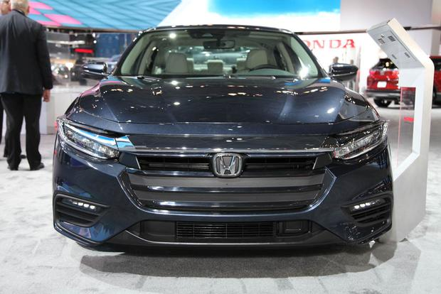 2019 Honda Insight: New York Auto Show featured image large thumb1