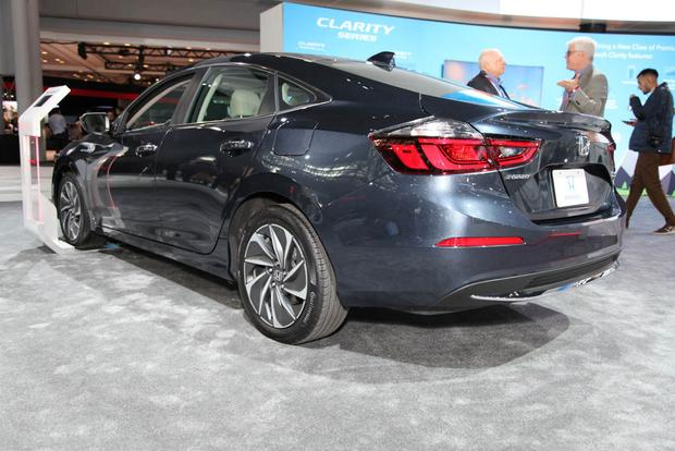 2019 Honda Insight: New York Auto Show featured image large thumb4