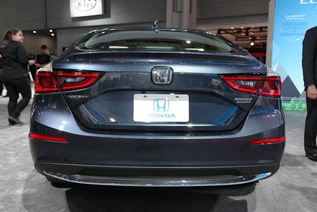 2019 Honda Insight: New York Auto Show featured image large thumb5