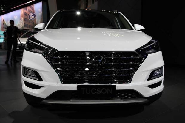 2019 hyundai tucson new york auto show autotrader. Black Bedroom Furniture Sets. Home Design Ideas