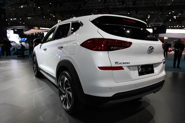 2019 Hyundai Tucson: New York Auto Show featured image large thumb4