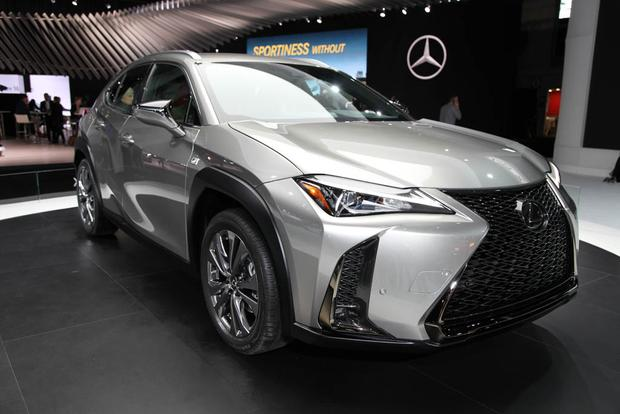 2019 Lexus UX: New York Auto Show featured image large thumb0