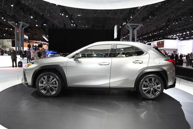 2019 Lexus Ux New York Auto Show Featured Image Large Thumb1