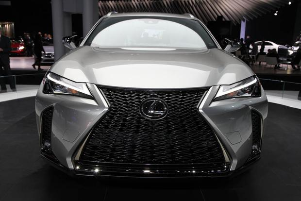 2019 Lexus UX: New York Auto Show featured image large thumb5