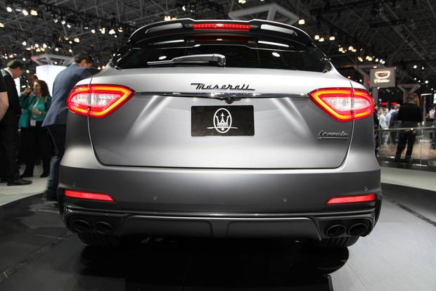 2019 Maserati Levante Trofeo: New York Auto Show featured image large thumb3