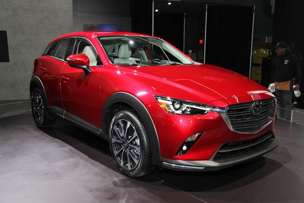 2019 Mazda CX-3: New York Auto Show featured image large thumb0