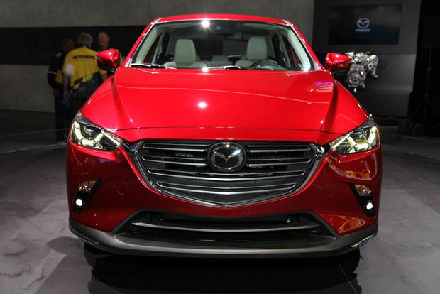 2019 Mazda CX-3: New York Auto Show featured image large thumb1