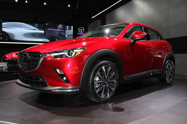 2019 Mazda CX-3: New York Auto Show featured image large thumb2