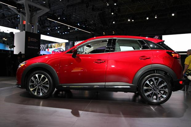 2019 Mazda CX-3: New York Auto Show featured image large thumb3