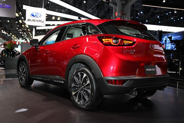 2019 Mazda CX-3: New York Auto Show featured image large thumb4