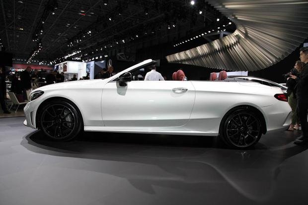 2019 Mercedes-Benz C-Class: New York Auto Show featured image large thumb1
