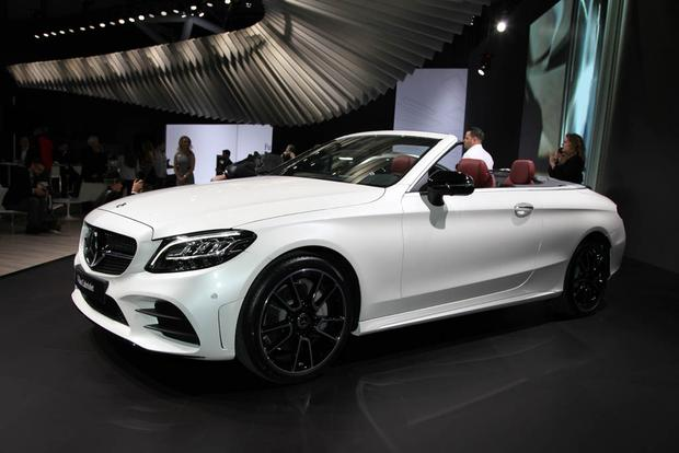 2019 Mercedes-Benz C-Class: New York Auto Show featured image large thumb2