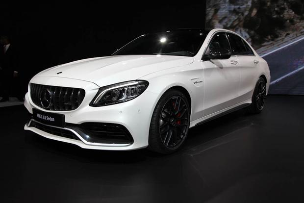 2019 Mercedes-Benz C-Class: New York Auto Show featured image large thumb4