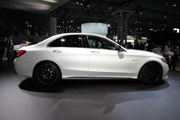 2019 Mercedes-Benz C-Class: New York Auto Show featured image large thumb5