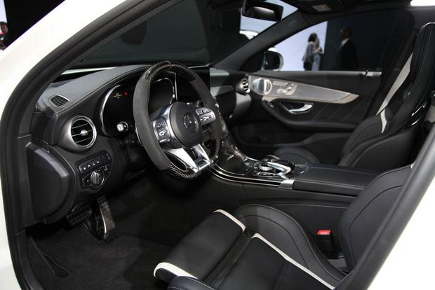 2019 Mercedes-Benz C-Class: New York Auto Show featured image large thumb7