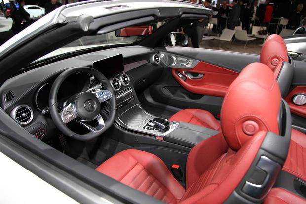 2019 Mercedes-Benz C-Class: New York Auto Show featured image large thumb3