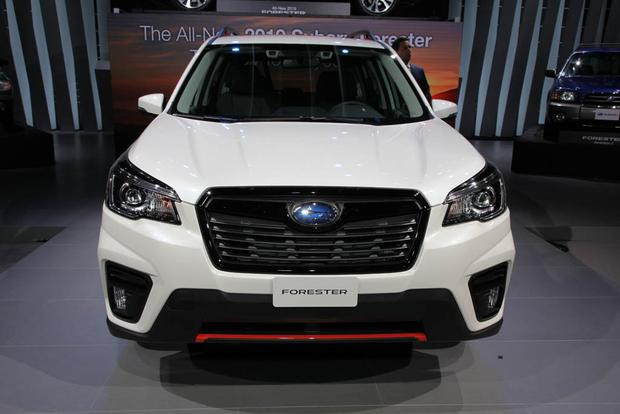 2019 Subaru Forester: New York Auto Show featured image large thumb0