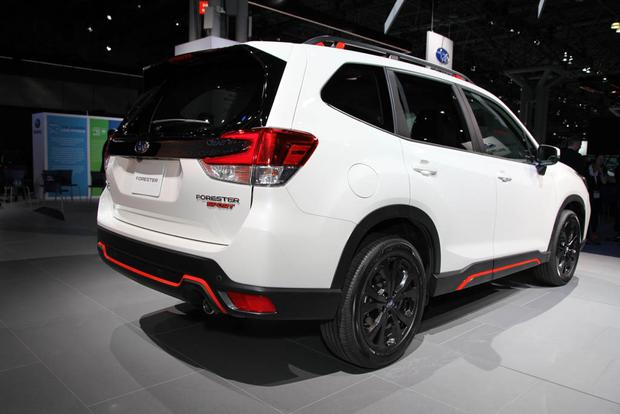 2019 Subaru Forester: New York Auto Show featured image large thumb3