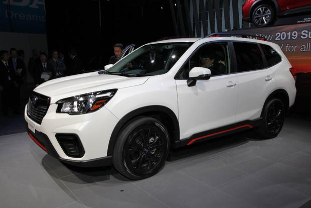 2019 Subaru Forester: New York Auto Show featured image large thumb4