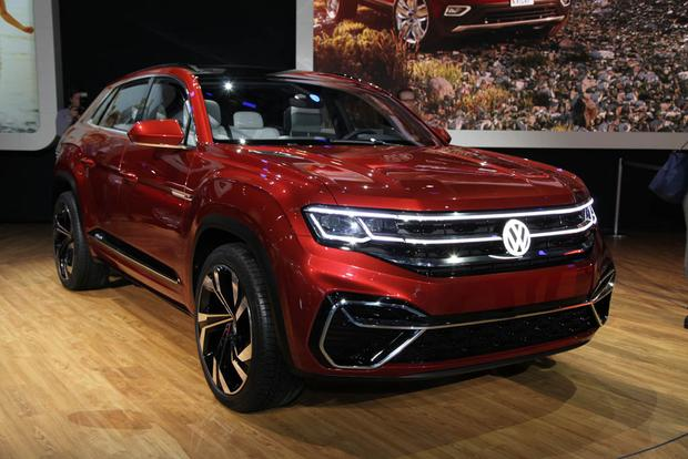 Volkswagen Atlas Cross Sport Concept: New York Auto Show featured image large thumb0