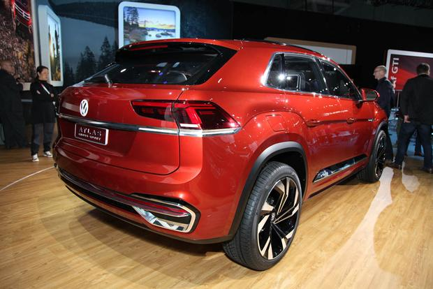 Volkswagen Atlas Cross Sport Concept: New York Auto Show featured image large thumb2