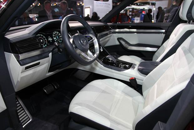 Volkswagen Atlas Cross Sport Concept: New York Auto Show featured image large thumb4