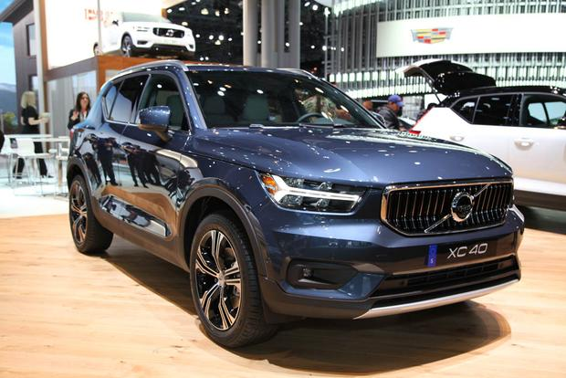 2019 Volvo XC40 and 2019 Volvo V60: New York Auto Show featured image large thumb0