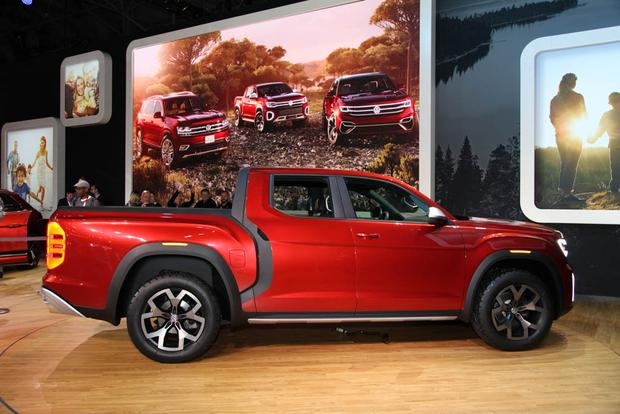 Volkswagen Atlas Tanoak Concept: New York Auto Show featured image large thumb1