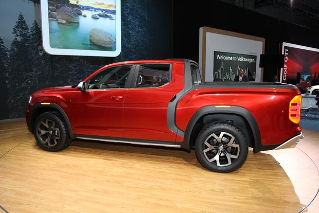 Volkswagen Atlas Tanoak Concept: New York Auto Show featured image large thumb2