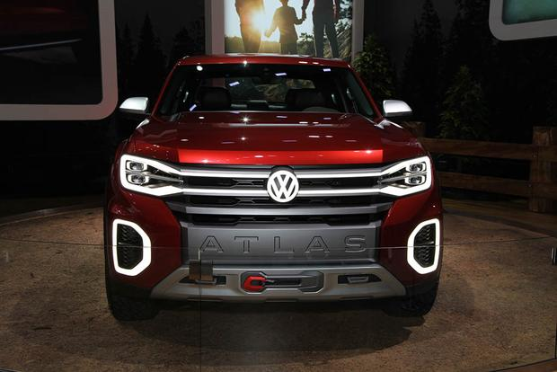Volkswagen Atlas Tanoak Concept: New York Auto Show featured image large thumb5