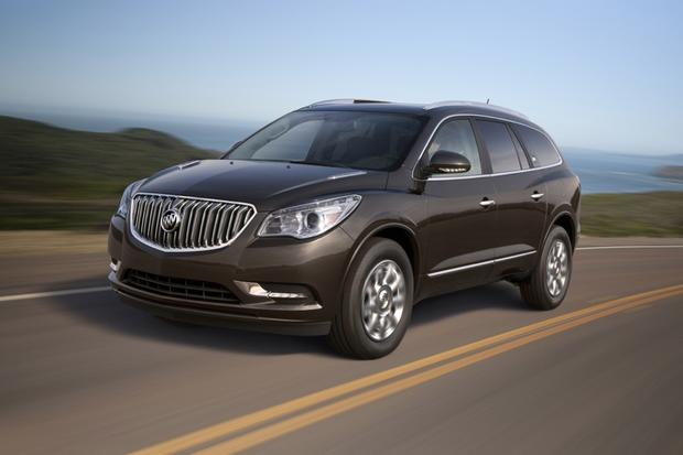 2013 Crossover SUVs: New and Updated featured image large thumb4