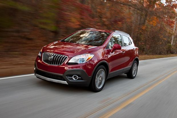 2013 Crossover SUVs: New and Updated featured image large thumb1