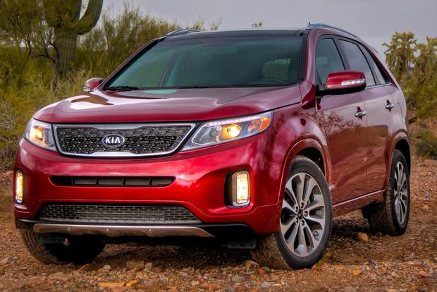 Suv With Third Row >> Top Inexpensive Cars With Third Row Seating Autotrader