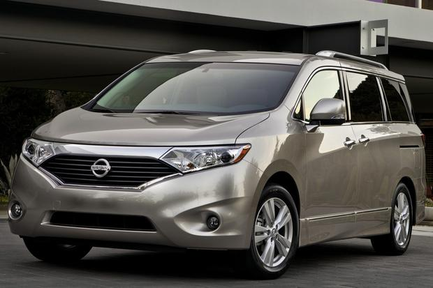 Top inexpensive cars with third row seating autotrader