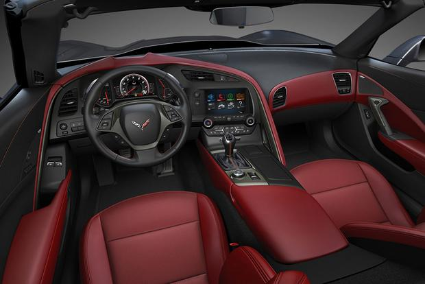 Best Car Interiors Under Autotrader - Sports cars under 45k