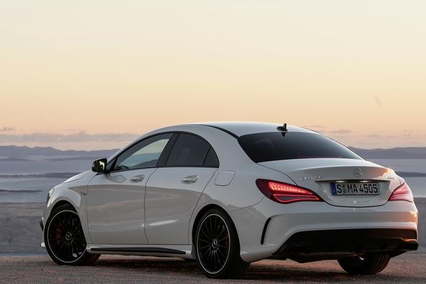 Top 7 Entry-Level Luxury Cars For 2014