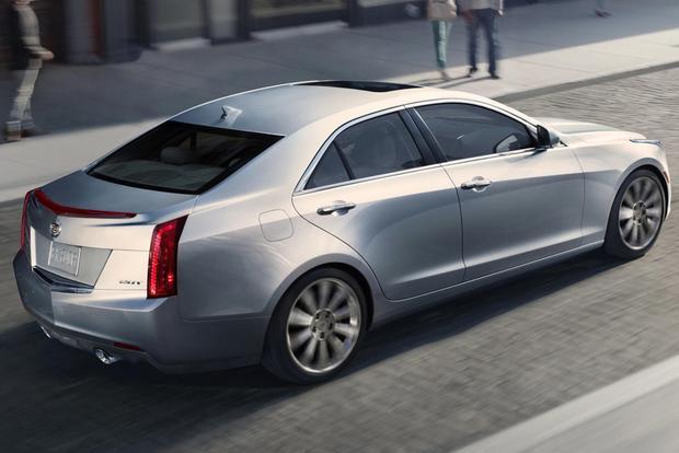 top 7 entry level luxury cars for 2014 autotrader. Black Bedroom Furniture Sets. Home Design Ideas