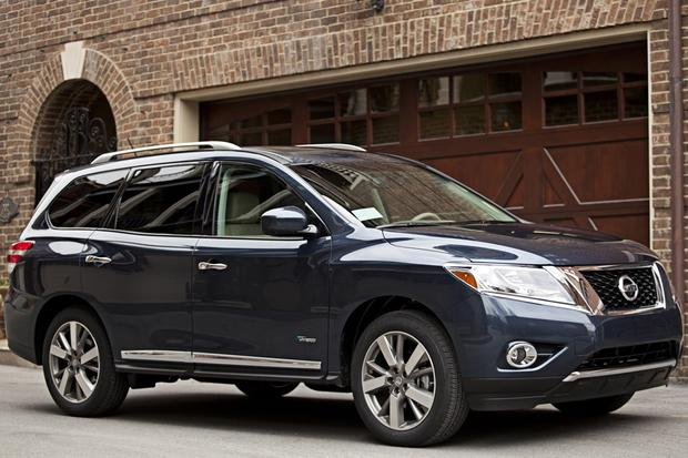 Top Fuel Efficient Suvs And Minivans With Row Seating Autotrader