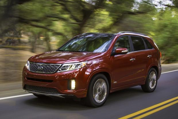 top fuel efficient suvs and minivans with 3 row seating autotrader