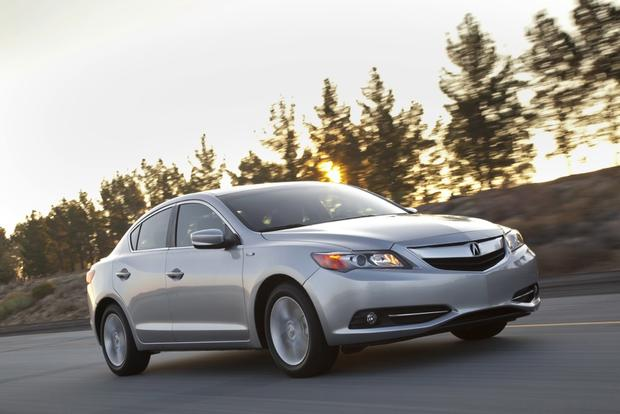 Top 6 Hybrid Luxury Sedans