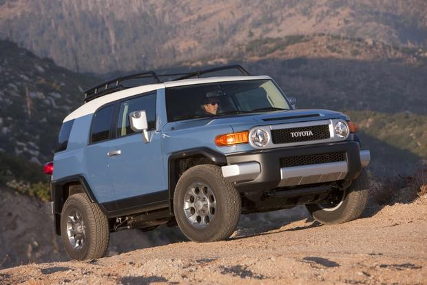 Top Used Off-Road Vehicles for Under $18,000 - Autotrader