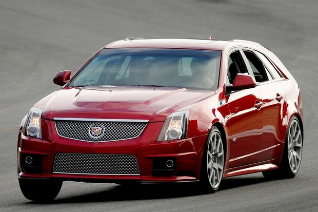 Cadillac Cts V Autotrader >> Best Sporty Cars with a Practical Flair - Autotrader
