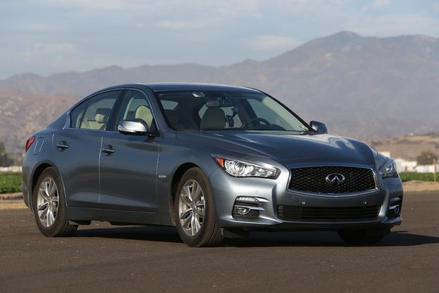 Best Awd Sedans >> Top 9 All Wheel Drive Sedans Autotrader