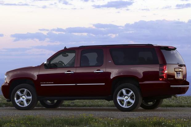Top Suvs For Towing Autotrader
