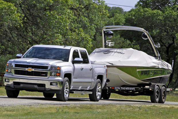 Top Pickups for Towing - Autotrader