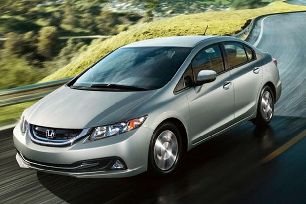 11 Most Fuel-Efficient Hybrids - Autotrader